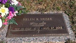 Helen R. <I>Slagle</I> Heiser