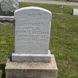 "Josephine V. ""Josie"" <I>Richmond</I> Hartman"