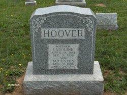 Caroline <I>Hartman</I> Hoover