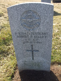 Sgt Robert Frederick Kelley