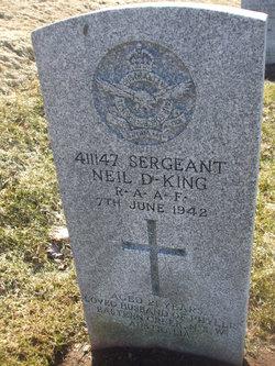Sgt Neil Danskine King