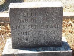 Ellen V. Sutherland
