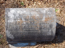 James Sutherland, Jr