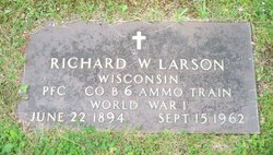 Richard W. Larson