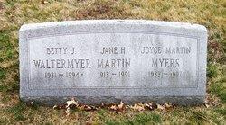 Jane H. Martin