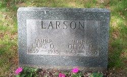 Oliva M. <I>Norrby</I> Larson