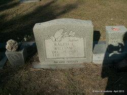 Ralph E. Williams