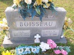 """Reba Magalene """"Ruby"""" <I>Bagby</I> Boisseau"""