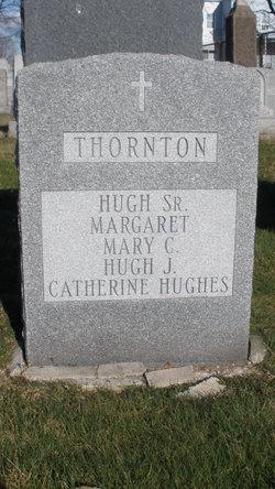 Maragaret McLeod <I>Hughes</I> Thornton