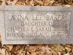 Anna Lee Baker