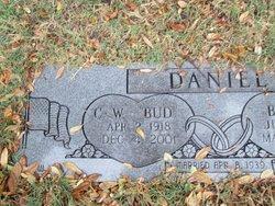 "C W ""Bud"" Daniel"