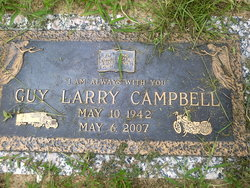 Guy Larry Campbell