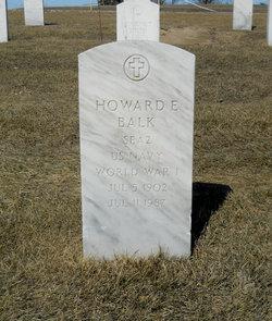 Howard Elera Balk