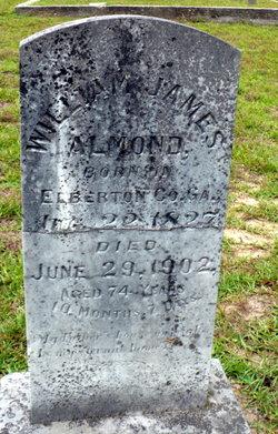 William James Almond