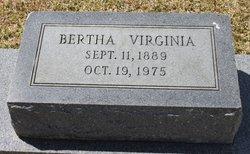 Bertha Virginia <I>Hester</I> Duckworth