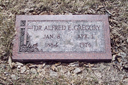 Alfred E Gregory