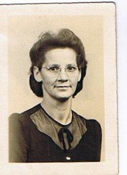 Bertha Mabel <I>Murray</I> Albright