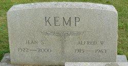 Jean <I>Strahin</I> Kemp