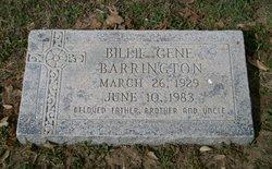 Billie Gene Barrington