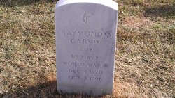 Raymond A Garvik