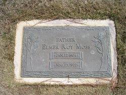 Elmer Roy Moss