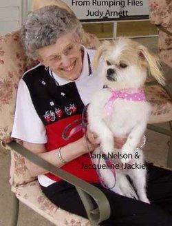 Jane <I>Ohlms</I> Nelson