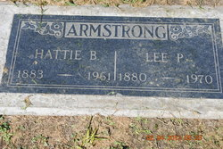 Lee Pridy Armstrong
