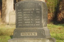 Edith S. <I>Webb</I> Howes
