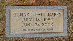 "Richard Dale ""Dickie/R.D."" Capps"