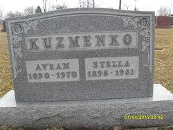 """Avram """"Adam"""" Kuzmenko"""