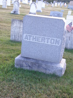 Charles W Atherton