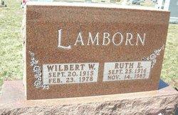 Wilbert William Lamborn