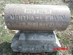 Martha Jane Ervin