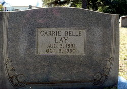 Carrie Belle <I>Flurry</I> Lay