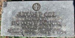Judiah P. Gill