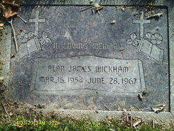Alan James Wickham