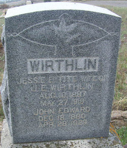 John Edward Wirthlin