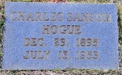 Charles Sansom Hogue
