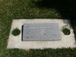 Norman Blain Adams, Sr