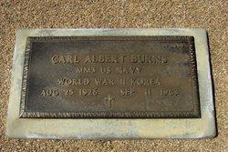 Carl Albert Burns