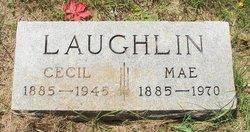Cecil Laughlin, Sr