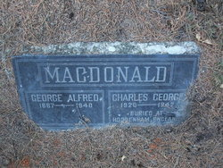 George Alfred MacDonald
