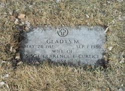 Gladys M Curtice