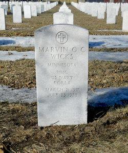 Marvin C. Wicks