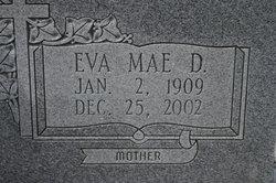 Eva Mae <I>Dyal</I> Brown