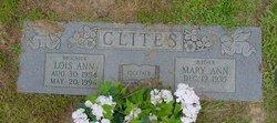Lois Ann Clites