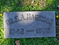Dr Simon Augustus Hageman