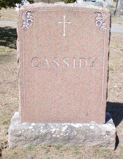 Clara Letitia <I>Graves</I> Cassidy