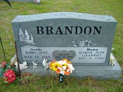 Bobby Gene Brandon