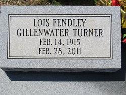 Lois <I>Fendley</I> Turner